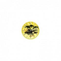 Reloj de Pared Coche 17 cm