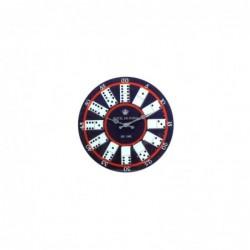Reloj de Pared Domino 38 cm