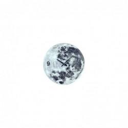 Reloj de Pared Luna 30 cm
