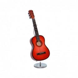 GUITARRA CLASICA MAD.CEREZO C/STAND H:20CM