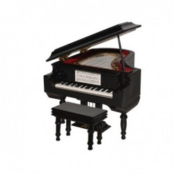 PIANO MADERA 18X12X10CM