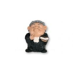 Hucha Figura Profesiones Jurista Resina 13 cm