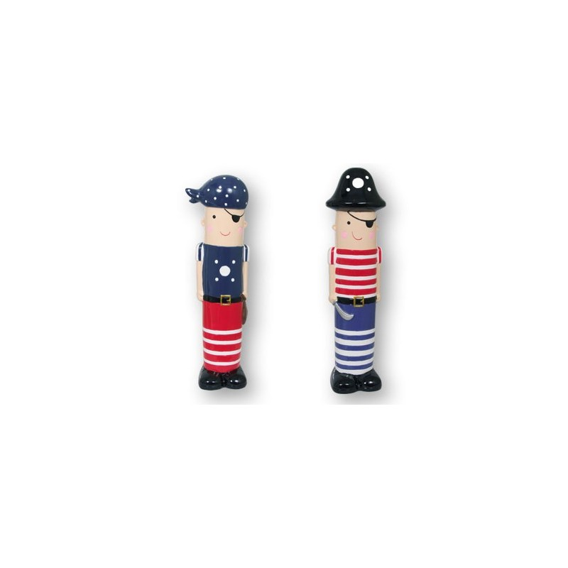 Hucha Infantil Pirata Surtida (1 unidad) 25 cm