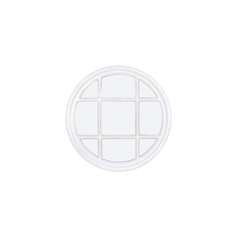 Espejo de Pared Redondo Ventana 75cm