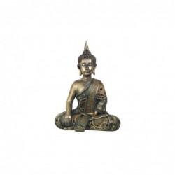 Figura Decorativa Buda Resina 48 cm