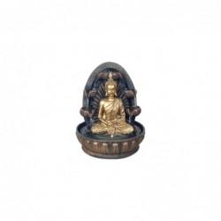 Fuente Interior Decorativa Buda Resina 26 cm