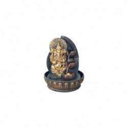 Fuente Interior Decorativa Buda Resina 27 cm