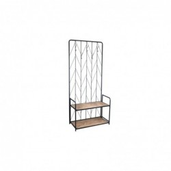 Mueble Entrada Casa Perchero Metal  178 cm