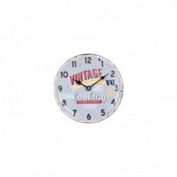 Reloj de Pared Vintage Madera 20 cm