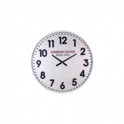 Reloj de Pared XL London Metal 80 cm