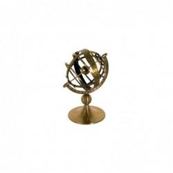 Reloj solar Esfera Armilar Laton 22 cm