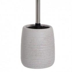 Escobilero WC Blanco 33 cm