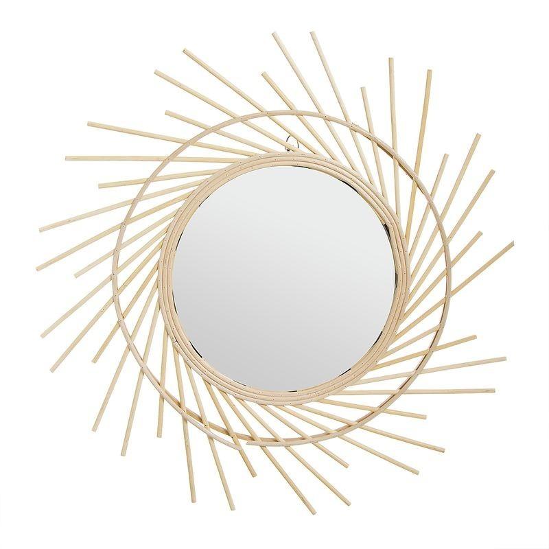 Espejo de Pared 54 cm Bamboo
