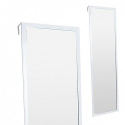 Espejo de Puerta Blanco 123 cm