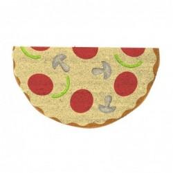 Felpudo Antideslizante Pizza 70x40 cm