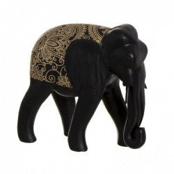 Figura Decorativa Elefante Madera 20 cm