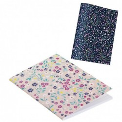 Libreta Bloom x2 Colores 20 cm