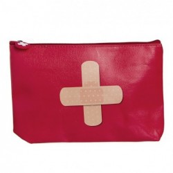 Neceser Plano Cruz Roja Polipiel 27 cm
