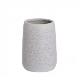 Vaso de Ba–o Blanco 10 cm