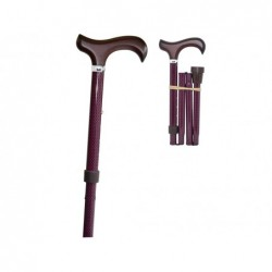 Baston Plegable Caminar 83-93 cm