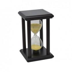 Reloj de Arena Base Madera 14 cm