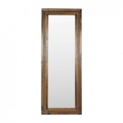 Espejo Retro Resina y Cristal 160 cm