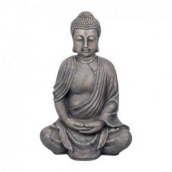 Figura Decorativa Buda Gigante 100 cm Resina