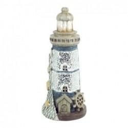 Figura Decorativa Faro Resina 30 cm