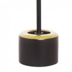 Escobillero WC Bicolor Ceramica 39 cm
