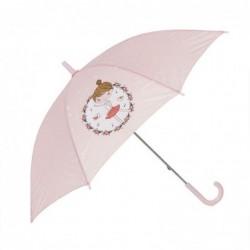 Paraguas Automatico Plegable Infantil Bailarina