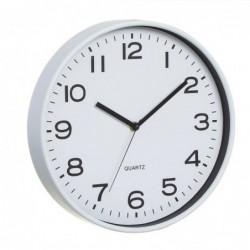 Reloj de Pared Redondo Blanco 30 cm