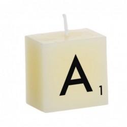 Vela Decorativa Letras A 5 cm