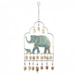 Adorno de Pared Decorativo Colgante Elefante 63 cm