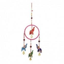 Movil colgante Decorativo Elefantes 50 cm