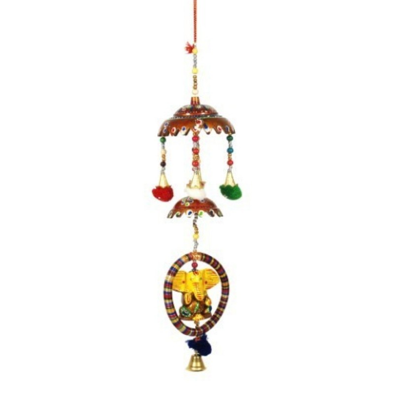 Movil colgante Decorativo Ganesh 40 cm