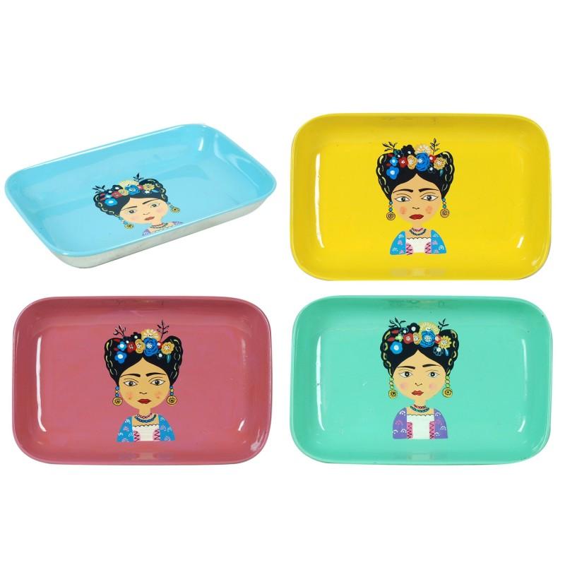 Bandeja Cocina x4 Frida 17 cm