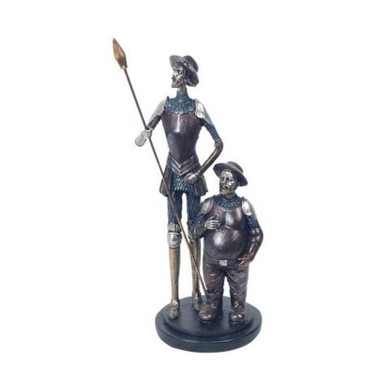 Figura Decorativa Resina Don Quijote 22 cm