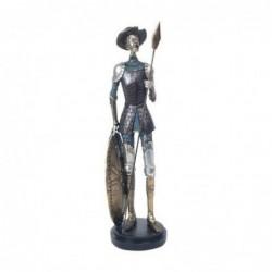 Figura Decorativa Resina Don Quijote 36 cm