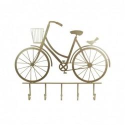 Perchero de Pared Metal Bicicleta 59 cm