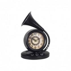Reloj de Mesa Metal  Retro 23 cm