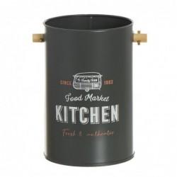 Bote Utensilios de cocina Metal food Truck 15 cm