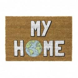 Felpudo Suelo Antideslizante My Home 40x70 cm