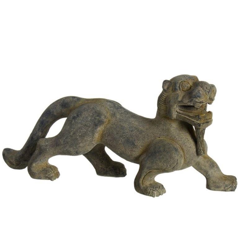 Figura Decorativa Leon Piedra 56 cm