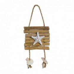 Movil Decorativo Colgante Estrella de Mar 15 cm