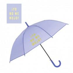 Paraguas Antiviento Lila 58 cm