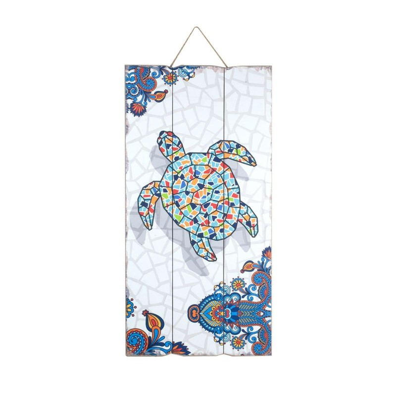 Adorno Pared Tortuga 30x60 cm
