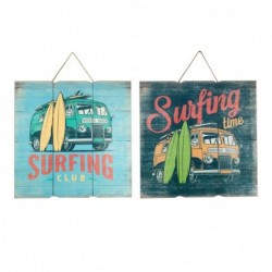 Adorno Pared x2 Surf  40 cm