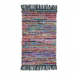 Alfombra Algodon Rectangular Colores 85x55 cm