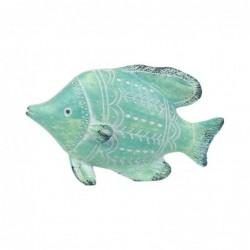 Figura Decorativa Pez Resina 15 cm