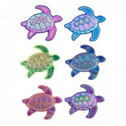 Iman de Nevera x6 Tortugas 9 cm